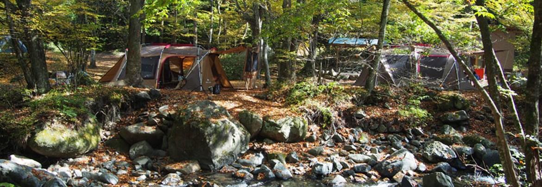 の キャンプ 志村 場 道