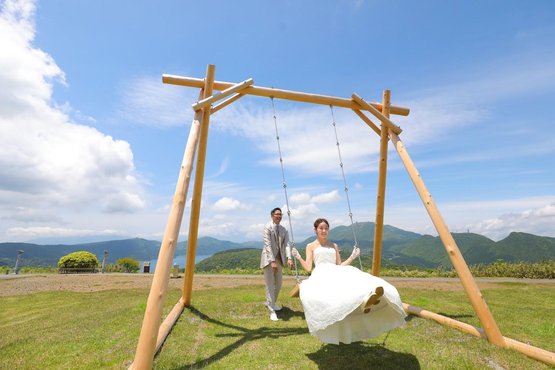『箱根のぶらんこ』はじめました。 | アネスト岩田 ターンパイク箱根