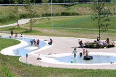 公園 地 境川 遊水
