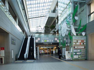 学園前 コルティ 成城